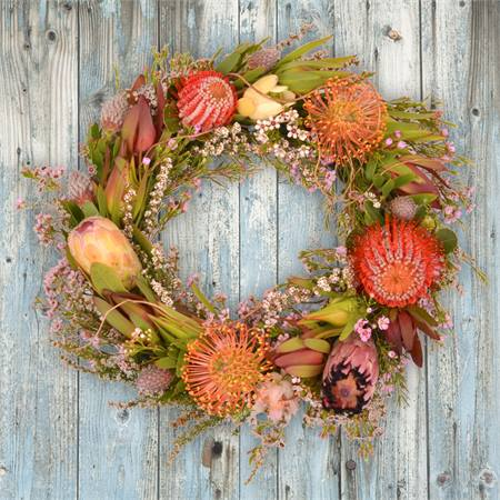 Native Wreath Medium